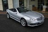Mercedes-Benz SL-Class SL 55 AMG 2dr Auto 5.4 Automatic Convertible (2004) image