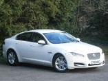 Jaguar XF 2.2d 163 Luxury 4dr Auto with DAB & Rear Park Diesel Automatic Saloon (2012) image