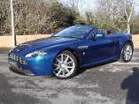 Aston Martin V8 2dr Sportshift [420] 4.7 Automatic Roadster (2014)