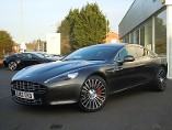 Aston Martin Rapide V12 4dr Touchtronic Auto 6.0 Automatic 5 door Saloon (2012) image