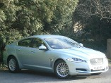 Jaguar XF 2.2d Luxury 4dr Auto with Parking Aid Pack Diesel Automatic Saloon (2012) image