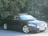 Jaguar XJ 3.0d V6 Premium Luxury 4dr Auto with Rear Camera Diesel Automatic Saloon (2012) image
