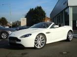 Aston Martin V8 2dr [420] 4.7 Roadster (2012)