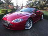 Aston Martin V8 2dr Sportshift [420] 4.7 Automatic Roadster (2010) image