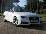 Audi A5 2.0T FSI S Line 2dr [Start Stop] Convertible (2011) image