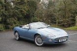 Jaguar XK 4.2 2dr Auto with 20in Alloys & Heated Seats Automatic Convertible (2006) image