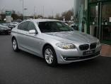 BMW 5 Series 520d SE 4dr Step Auto [Start Stop] 2.0 Diesel Automatic Saloon (2012)