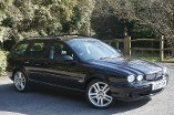 Jaguar X-Type 2.5 V6 Sport 5dr Auto Automatic Estate (2007) image