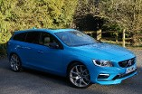 Volvo V60 3.0 TwinTurbo AWD Polestar Auto with S/Nav Automatic 5 door Estate (2015) image