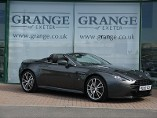 Aston Martin V8 Vantage S S 2dr Sportshift 4.7 Automatic Roadster (2014)