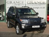 Toyota Land Cruiser 4.5 D-4D V8 5dr Auto Diesel Automatic 4x4  (2012) image