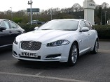 Jaguar XF 2.2d [200] Luxury 5dr Auto Diesel Automatic Estate (2014) image