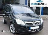 Vauxhall Zafira 1.9 CDTi SRi [150] 5dr [Exterior Pack] Auto Diesel Automatic Estate (2008) image