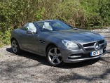 Mercedes-benz SLK-Class 200 BlueEFFICIENCY 2dr 1.8 Convertible (2011)