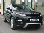 Land Rover Range Rover Evoque 2.2 SD4 Dynamic 5dr Auto Diesel Automatic Hatchback (2014) image