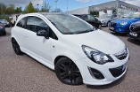 Vauxhall Corsa 1.2 Limited Edition 3dr Hatchback (2013) image