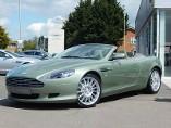 Aston Martin DB9 V12 5.9 Automatic 2 door Convertible (2007) image