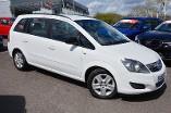Vauxhall Zafira 1.6i [115] Exclusiv 5dr Estate (2012) image