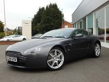 Aston Martin V8 2dr Sportshift 4.3 Automatic 3 door Coupe (2008) image