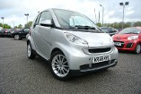 Smart ForTwo Passion 2dr Auto [84] 1.0 Automatic Coupe (2008) image