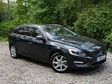Volvo V60 D3 136hp SE Lux Nav Auto with Winter Pk + ABL 2.0 Diesel Automatic 5 door Estate (2015) image