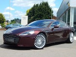 Aston Martin Rapide S 6 Speed Auto 5.9 Semi-Automatic 5 door Coupe (2014) image