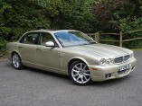 Jaguar XJ XJ8 4.2 V8 Sovereign [LWB] 4dr Auto Automatic Saloon (2008) image