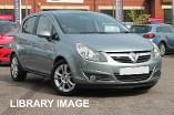 Vauxhall Corsa 1.0i 12V Life 3dr Hatchback (2008) image