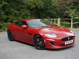 Jaguar XK 5.0 Supercharged V8 R 2dr Auto Automatic Coupe (2013) image