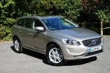 Volvo XC60 D4 181 AWD SE Lux Nav Auto with Panoramic Roof 2000.0 Diesel Automatic 5 door 4x4  (2015) image