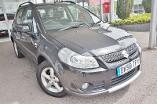 Suzuki SX4 1.9 DDiS 5dr Diesel Hatchback (2008) image