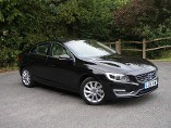 Volvo S60 D2 SE Lux Nav Auto with Winter Pack & Sunroof 1.6 Diesel Automatic 4 door Saloon (2015) image