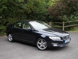 Volvo S80 D4 181hp SE Lux Nav Auto 8 Speed with Elec Sunroof 2000.0 Diesel Automatic 4 door Saloon (2016) image