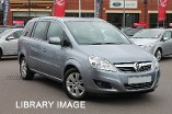 Vauxhall Zafira 1.8i [120] Exclusiv 5dr MPV (2014) image