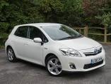 Toyota Auris 1.8 VVTi Hybrid T4 5dr CVT Auto [89g/km] Petrol/Electric Automatic Hatchback (2010) image
