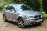 BMW X3 2.0d M Sport 5dr Step Auto Diesel Automatic Estate (2009) image