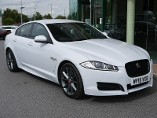 Jaguar XF 2.2D 200 PS R Sport Diesel Automatic 4 door Saloon (2015) image