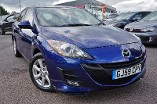 Mazda 3 2.0 TS2 5dr Auto Automatic Hatchback (2009) image