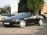 Aston Martin DB9 V12 2dr Volante Touchtronic Auto 5.9 Automatic Convertible (2008) image