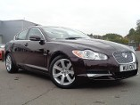 Jaguar XF V6 Luxury Low miles 3.0 Diesel Automatic 4 door Saloon (2011) image