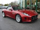 Jaguar F-TYPE 3.0 V6 Quickshift 2dr Automatic Convertible (2014) image