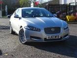 Jaguar XF 3.0d V6 Luxury 4dr Auto Diesel Automatic Saloon (2012)