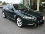 Jaguar XF 3.0 V6 Supercharged Portfolio 4dr Auto Automatic Saloon (2013) image