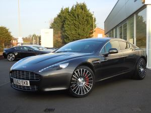 Aston Martin Rapide V12 4dr Touchtronic Auto 5.9 Automatic 5 door Saloon (2012) image