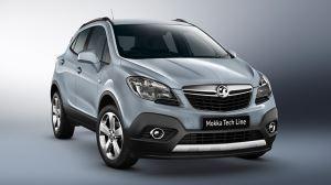 Vauxhall Mokka TECH LINE 1.4i 140PS Turbo auto FWD