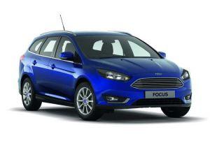 Ford Focus Estate Titanium 1.0 EcoBoost 100ps