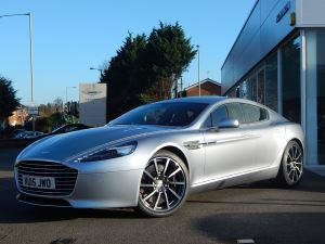 Aston Martin Rapide S V12 [552] 4dr Touchtronic III Auto 5.9 Automatic 5 door Saloon (2015) image