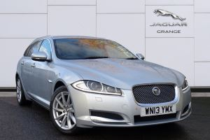 Jaguar XF Sportbrake 2.2d [200] Premium Luxury 5dr Auto Diesel Automatic Estate (2013) image