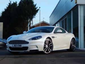 Aston Martin DBS V12 2dr Touchtronic Auto 5.9 Automatic Coupe (2010) image