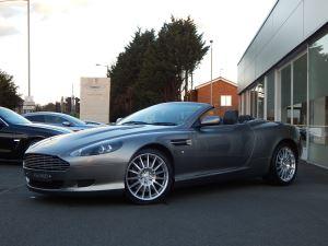 Aston Martin DB9 V12 2dr Volante Touchtronic Auto 5.9 Automatic Convertible (2007) image